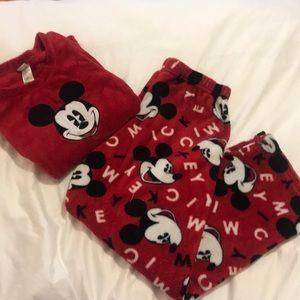 Mickey Mouse Disney pijamas